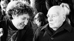 Miki Lazar und Karl Oskar Blase; Foto: Gert Hausmann