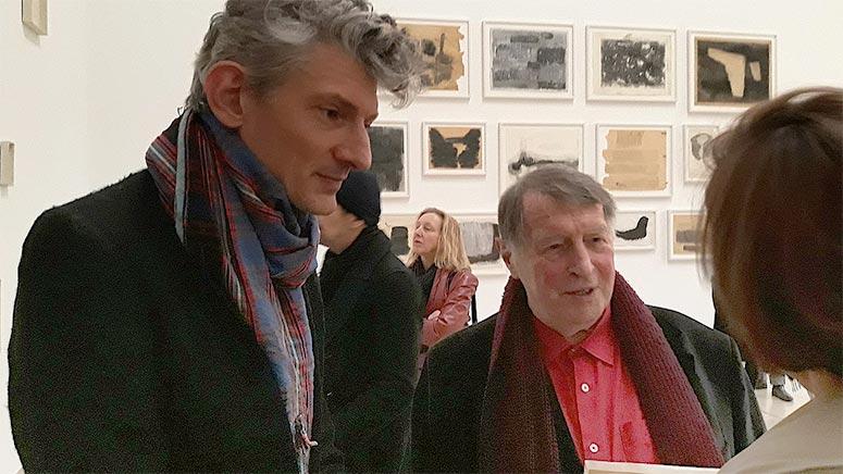 Filmset Franz Erhard Walther für das documenta Archiv