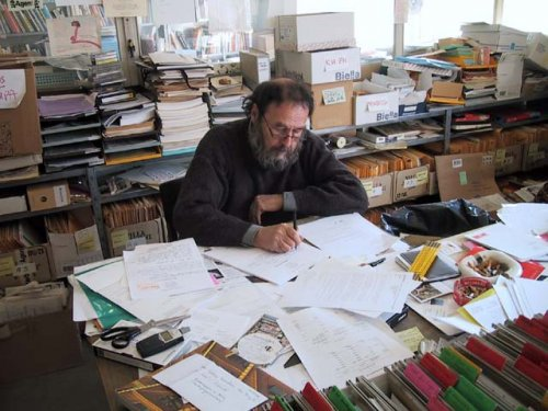 Harald Szeemann - Archiv