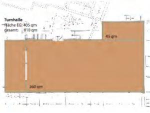 Neubau am Turnhallenstandort (documenta Haus)