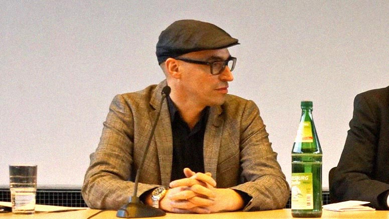 12.04.2016 zu Gast: Prof.Joel Baumann