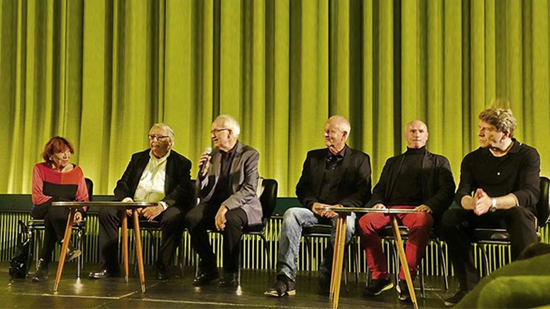 documenta-archiv und documenta forum laden ein: die documenta 1 als Film