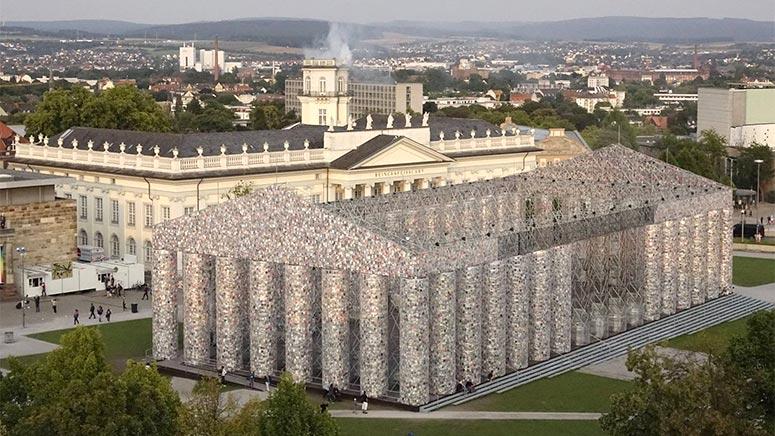 Jour fixe 13.12.2016 Der Parthenon der (verbotenen) Bücher