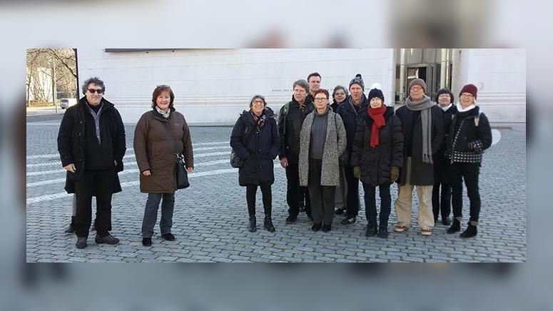Besuch in der Bundeskunsthalle Bonn zur Gregor Schneider-Ausstellung