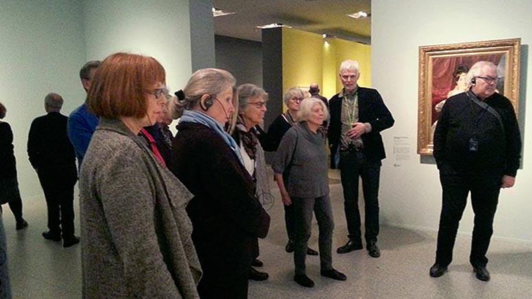 Besuch in der Bundeskunsthalle Bonn zur Gurlitt-Ausstellung