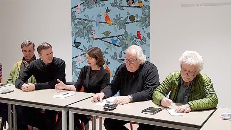Jour fixe am 13.02.2018 zu Gast: Kulturdezernentin Susanne Völker