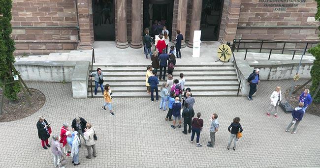 Neue-Galerie; Foto Jörn Budesheim
