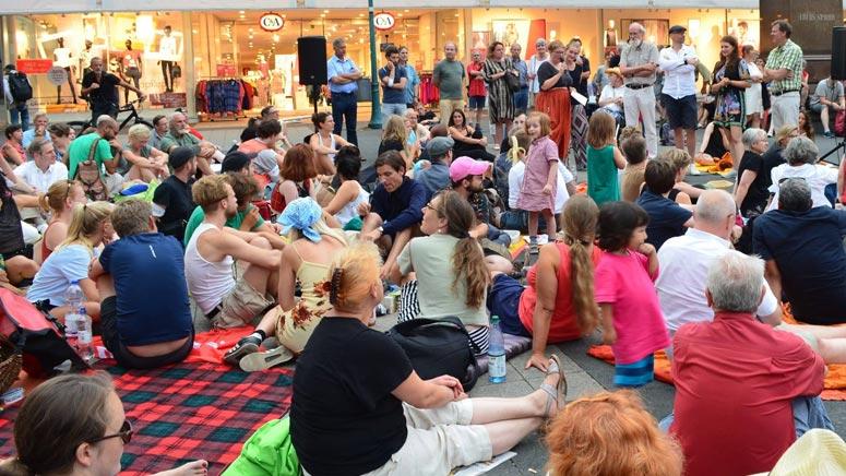 Der Vorstand des documenta forums, Kassel, begrüßt den Aufruf zum Picknick für die Freiheit der Kunst in Kassel.