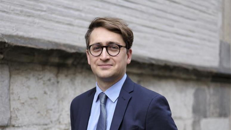 Jour fixe am 14.01.2019 Gast: Moritz Wesseler, Direktor Fridericianums Kassel