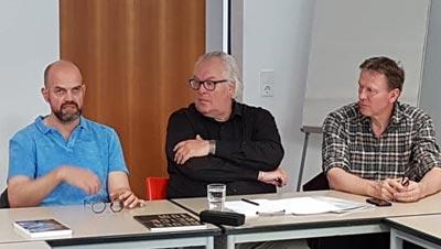 Jour fixe am 17.06.2019 Gast: Dr. Dirk Pörschmann, Direktor Sepulkralmuseum