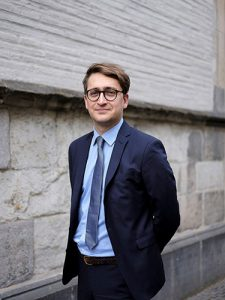 Moritz Wesseler, Köln 2018, © Albrecht Fuchs, Köln