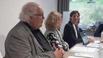"""Angelika Doppelbauer stellt ihr Buch """"Museum der Vermittlung"""" vor"""