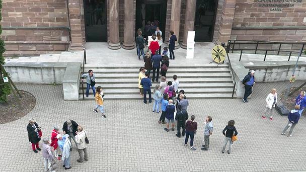 »guck mal, documenta«Ein Projekt der Grundschule Bossental in Kooperation mit der MHK