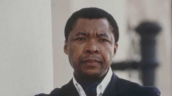 Okwui Enwezor (geb. 1963 in Calabar, Nigeria). Inv.-nr.:docA_MS_10053747.© documenta archiv / Ryszard Kasiewicz