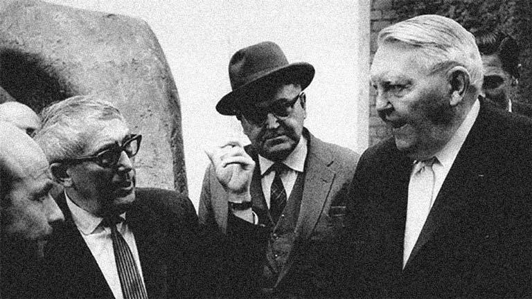 Vorankündigung: die politische Geschichte der documenta