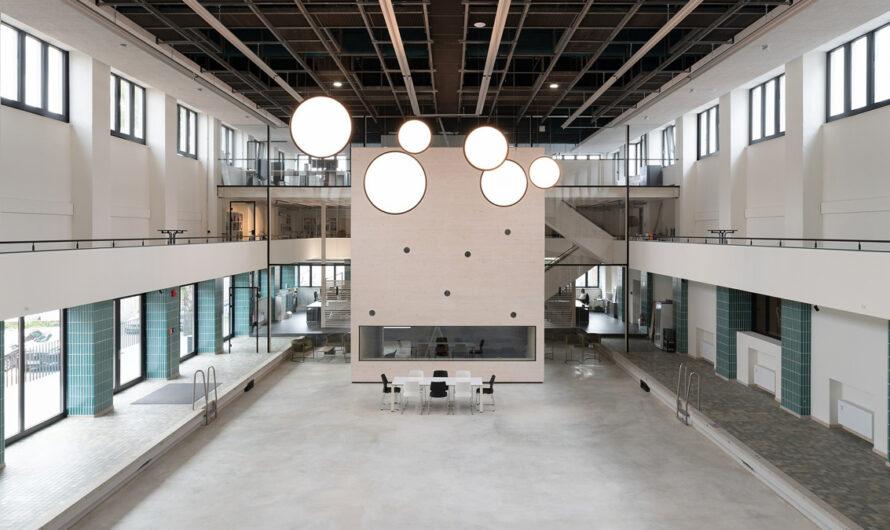 Mit Ausstellungsorten HÜBNER-Areal und Hallenbad Ost erstmals besonderer Fokus einer documenta auf dem Kasseler Osten